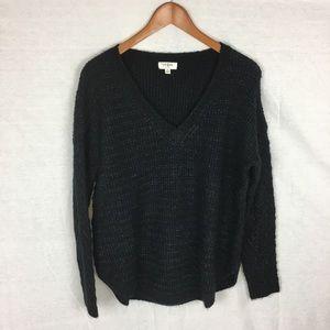 Umgee soft oversized sweater Medium Black